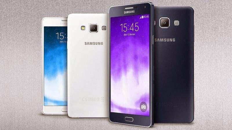 Samsung Galaxy A8 A800F-DS