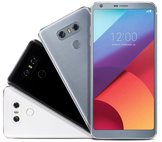 نقد و بررسی گوشی موبایل LG G6