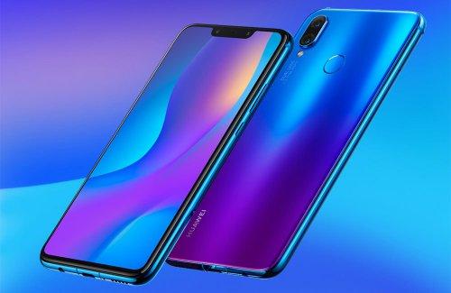 (Huawei P Smart (nova 3 i