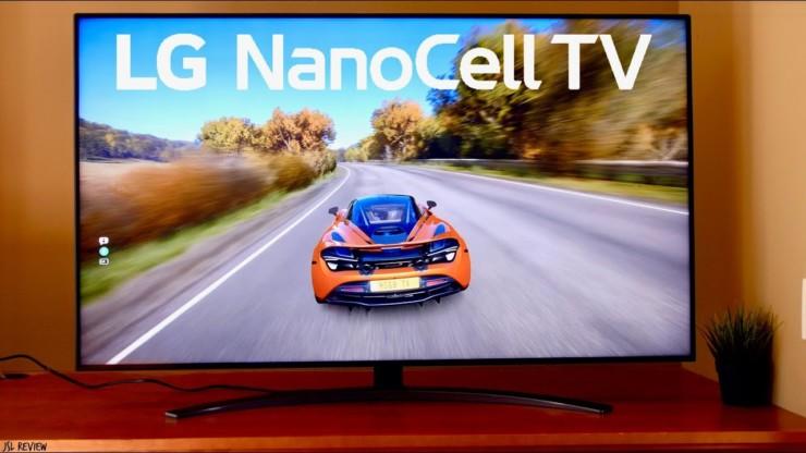 تلویزیون الجی مدل 55sm8600